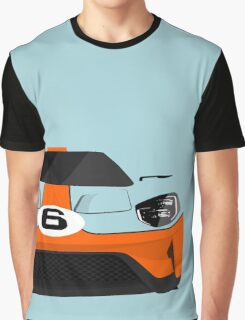 The Ultimate American Super Car in Racing livery Graphic T-Shirt