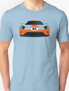 2016 Ford GT in Gulf Racing livery T-Shirt