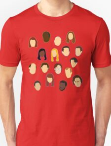The Office Heads T-Shirt