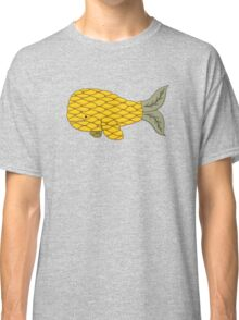 Pineapple Whale Classic T-Shirt