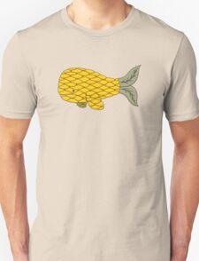 Pineapple Whale Unisex T-Shirt