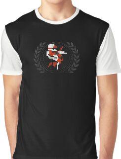 Excitebike - Sprite Badge Graphic T-Shirt