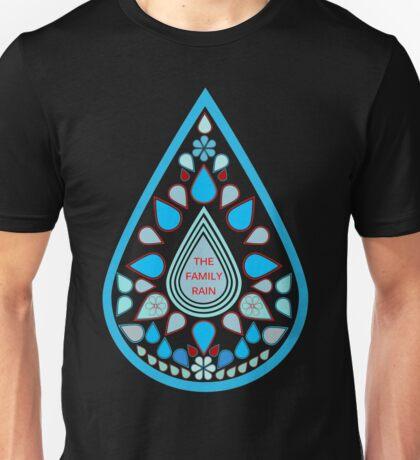 The Family Rain - Teardrops Unisex T-Shirt
