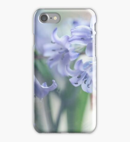 Ethereal BlueBells  iPhone Case/Skin