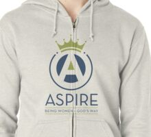 ASPIRE Women's Conference Zipped Hoodie