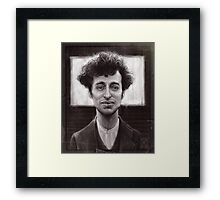 Charles Spencer Chaplin Framed Print