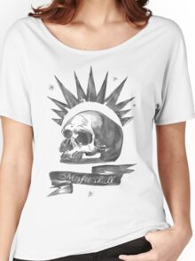 Chloe Price - Misfit Skull Women's Relaxed Fit T-Shirt