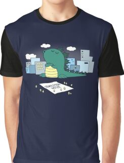 Demolition Notice  Graphic T-Shirt