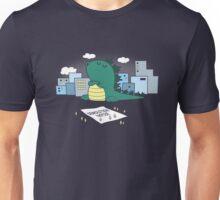 Demolition Notice  Unisex T-Shirt