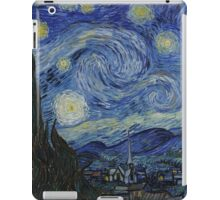 Vincent van Gogh - Starry Night iPad Case/Skin