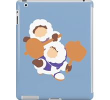 Smash Bros - Ice Climbers iPad Case/Skin