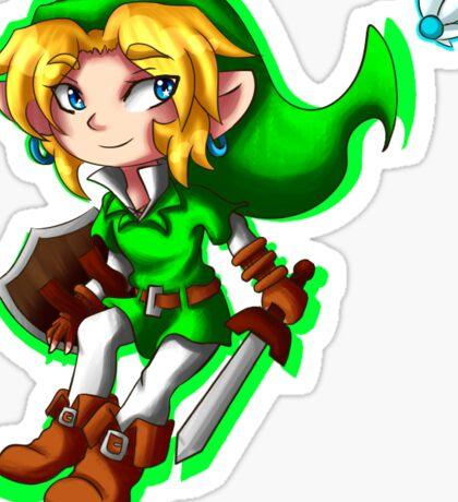 Chibi Link Sticker