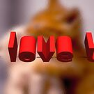 3D LOVE by Dulcina