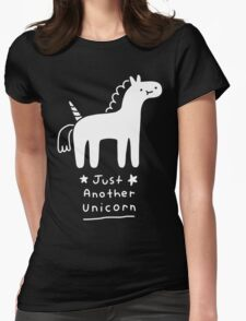 Just Another Unicorn Womens Fitted T-Shirt