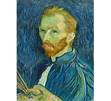 Vincent van Gogh - Self-Portrait, August 1889 Photographic Print