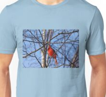 Brilliant Red Unisex T-Shirt