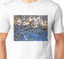 Water Series - Two Creeks Meet  Unisex T-Shirt