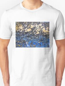 Water Series - Two Creeks Meet by Heather Holland  T-Shirt