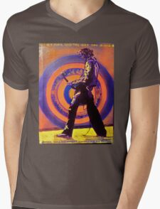 Rock and Roll Mens V-Neck T-Shirt