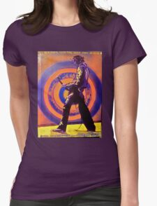 Rock and Roll Womens Fitted T-Shirt