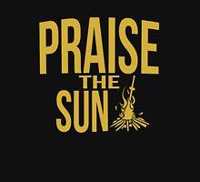 Praise the sun - version 1 - gold Unisex T-Shirt