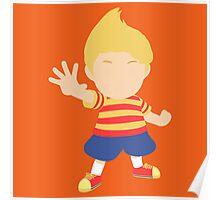 Smash Bros - Lucas Poster
