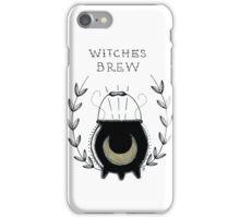 Stir it in my WITCHE'S BREW ! iPhone Case/Skin