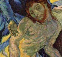Pieta-Van Gogh Sticker