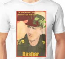 Bashar Al Assad Unisex T-Shirt