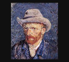 Vincent van Gogh - Self-Portrait with Felt Hat T-Shirt