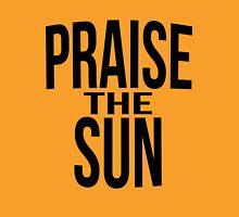 Praise the sun - version 3 - black T-Shirt