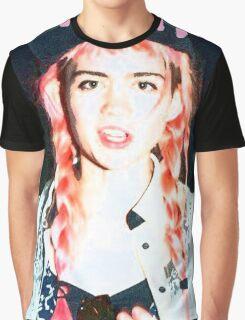 Grimes #2 Graphic T-Shirt