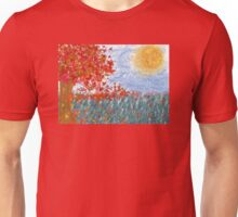 Fall Sunset Unisex T-Shirt