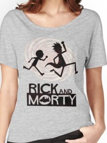Morty Run Women's Relaxed Fit T-Shirt