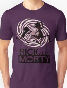 Morty Run Unisex T-Shirt
