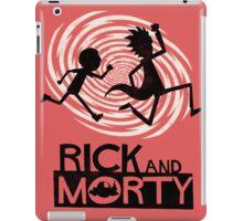Morty Run iPad Case/Skin