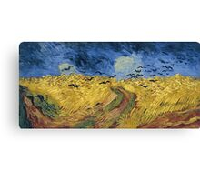 Vincent van Gogh - Wheatfield with Crows Canvas Print