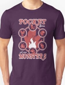 Pokemon Monster T-Shirt