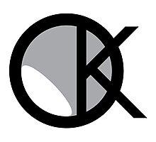 OKAYI GOTIT Logo Photographic Print