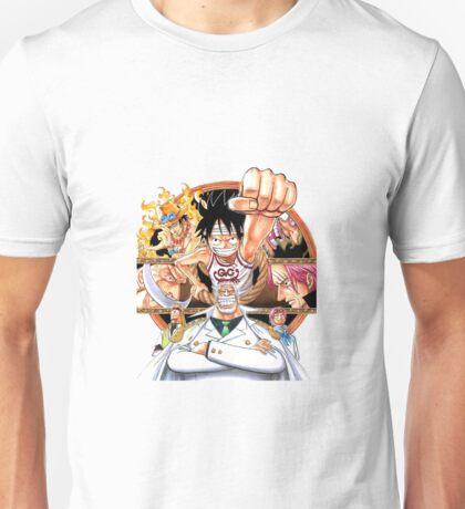 0 one piece Unisex T-Shirt