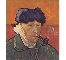 Vincent van Gogh - Self-Portrait Photographic Print