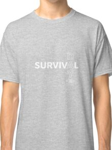 Survival Day 2 Classic T-Shirt