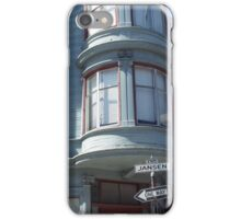 City Living iPhone Case/Skin