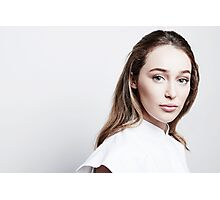 Alycia Debnam-Carey - TCAs 2016 Photographic Print