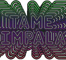 Tame Impala Logo by TameImpalarulez
