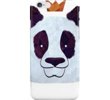 Hail Panda iPhone Case/Skin