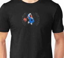 Ice Climber - Sprite Badge 2 Unisex T-Shirt