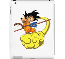 goku kids iPad Case/Skin