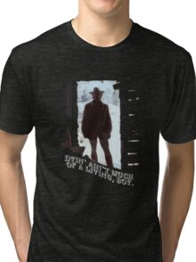 The Outlaw Josey Wales Tri-blend T-Shirt