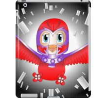 Magneto Bird iPad Case/Skin